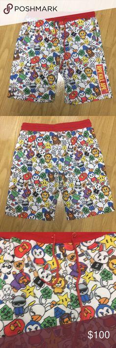 a9e79ace I just added this listing on Poshmark: HUDSON cartoon Ape shorts.  #shopmycloset #