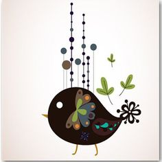 Lovely-bird-vector + heaps of there FREE vectors.