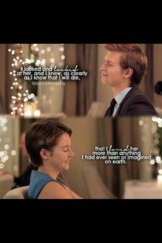 #tfios I love this. The feels...