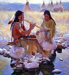 native american imagery + inspiring | high eagle sampler native american indian flute music native american ...
