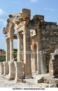 Ephesus ruins - Izmir, Turkey
