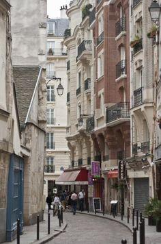 rue Galande - Paris 5ème