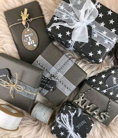 Weihnachtsgeschenke verpacken!