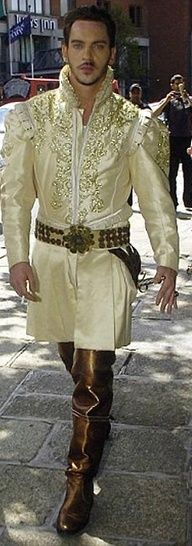 The Tudors~Johnathan R.  Meyers as King Henry the 8th