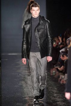 Porsche Design Fall 2014 Ready-to-Wear Runway - Porsche Design Ready-to-Wear Collection