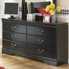 Black Huey Vineyard Childrens Dresser *** Check out this great product. (This is an affiliate link)