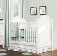 Italian 600 Sateen Crib Fitted Sheet | Nursery Sheeting | Restoration Hardware Baby & Child