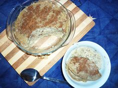 A delicious vegan and sugar-free recipe that can be served as a breakfast or as a pudding. Bulgar Wheat, Vinegar Uses, Sugar Free Recipes, Vegan Breakfast Recipes, Free Food, Brunch, Coconut, Pudding, Yummy Food