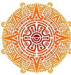 Celestial Stencil Designs from Stencil Kingdom