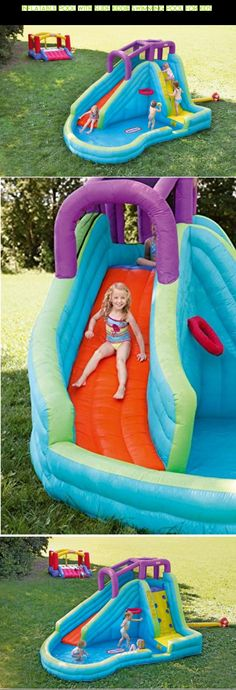 Inflatable Pool With Slide Kiddie Swimming Pool For Kids  #tech #kids #technology #products #camera #shopping #kit #pools #plans #racing #drone #parts #fpv #gadgets #slide #with