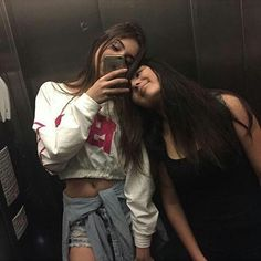Sigam: _ Curtam As Fotos Anteriores Best Friend Pictures, Bff Pictures, Best Photo Poses, Female Friends, Best Friend Goals, Tumblr Girls, Friends Forever, Girl Photos, Photography Poses