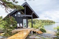 Holiday home Saari. Honka log homes.