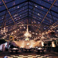 Winter Wedding Reception Decor | Wedding Style