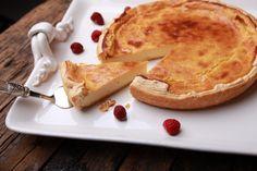 """Projekt """"Veganer Käsekuchen"""" - Typisch Heike Vegan Cheesecake, Ober Und Unterhitze, Pancakes, French Toast, Breakfast, Food, Vegan Cake, Oven, Morning Coffee"""