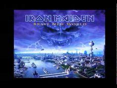 Iron Maiden · Brave New World · Vinyl · Black 180 Gram Iron Maiden Blood Brothers, Soundtrack, Selena, Iron Maiden Albums, Wicker Man, Stuck In My Head, Theatre Problems, Brave New World, Cd Album