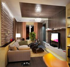 Unique False Ceiling Modern Designs Interior Living Room