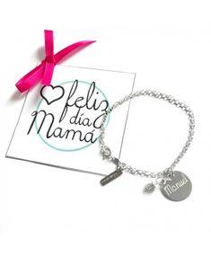 El Dia De La Madre Regalo Mamá Cumpleaños compre 5 lleve 1 Gratis! Pulsera de cadena de deseos mamá