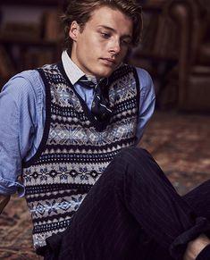 Preppy Style Winter, The Sartorialist, Preppy Boys, Ivy League Style, Hogwarts, Preppy Mens Fashion, Three Piece Suit, Lakme Fashion Week, Polo Ralph Lauren