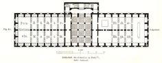Henri Labrouste - Bibliothèque Sainte-Geneviève, Paris  1851