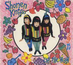 Shonen Knife / Get the Wow