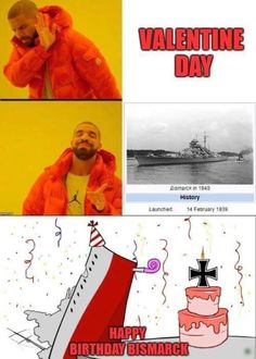Everyone loves a good meme. What meme are you? Stupid Funny Memes, Funny Relatable Memes, You Funny, Funny Things, Dark Humour Memes, Dankest Memes, Hms Prince Of Wales, Make Your Own Meme, Valentines Day Memes