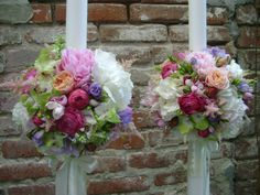 Lumanari nunta Party Time, Bouquets, Festive, Floral Wreath, Wedding Decorations, Wreaths, Candles, Bouquet, Pillar Candles