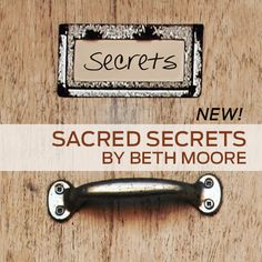Beth Moore has a new Bible study releasing Aug. 15! Pre-order your small group kit here → http://lfwy.co/14Nntos