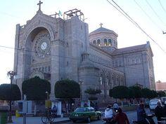 Catedrale del Matehuala