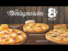 Domino's Pizza - Les Montagnardes - YouTube