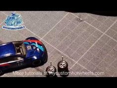How To Customize Hot Wheels Diecast Cars - The Basic Wheel-Swap Custom Hot Wheels, Hot Wheels Cars, Shine The Light, Car Trailer, Top Cars, Twin Turbo, Roof Rack, Diecast Models, Plastic Models