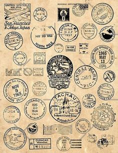 Old Cancellation Sign Clipart Vintage Postage Cancellation Mark Clipart. - Old Cancellation Sign Clipart Vintage Postage Cancellation Mark Clipart. Vintage Clip Art, Album Vintage, Images Vintage, Vintage Scrapbook, Vintage Stamps, Vintage Labels, Vintage Ephemera, Vintage Paper, Vintage Prints