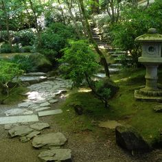 Japanese Garden Portland Oregon 2013
