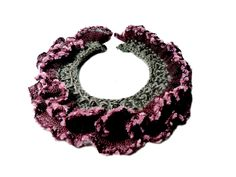 Hand Made knitted Necklace  by Ikoa Diseños
