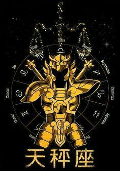 Armadura de Ouro de Libra ♎