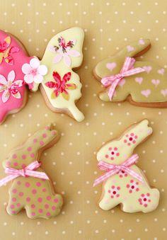 cakes haute couture - pasteles de alta costura cookies de pascua | buscar