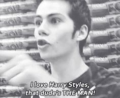 dylan o'brien and harry styles | An Open Letter to Dylan O'Brien | Surviving College
