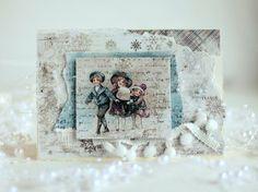 Winter Card **Maja Design**