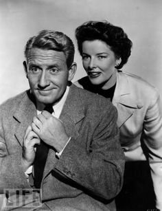 Starring Together in 'Adam's Rib,' 1949