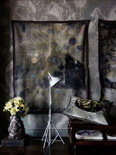 The SOHO, New York apartment of Australian photographer Martyn Thompson and his partner, artist Dove Drury Hornbuckle. Photo – Eve Wilson, production – Lucy Feagins / The Design Files.