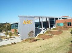 ASU , Albany State University , the unviersity i would like to be atending in the near future.