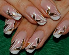 Top Easy Nail Art Designs in Latest Patterns for Women Stylish Nails, Trendy Nails, Cute Nails, Nail Art For Girls, Nagellack Design, Soft Nails, Nail Art Pictures, Bridal Nails, Gel Nail Designs