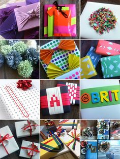 12 Days Of Wrapping: It's A Wrap! via Brit + Co.