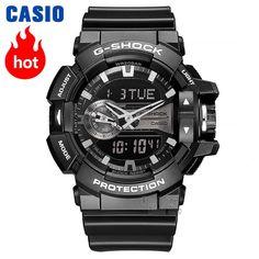 5ae46c86245 Casio watch G-SHOCK Men s Quartz Sports Watch Network Top Selling Small  black watch outdoor