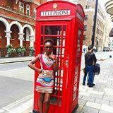 Diaspora Kenyan beauty and TNer @misssharz14 rocking her high bun and a cute ankara dress on vacation in England. . . . Represent! :-) . . . #blackgirlmagic #melaninpoppin #melanin #naturalista #tourist #diaspora #kenya #red #model #puff #love #fleek #MUA #yummymummy #portrait #triciasnaturals