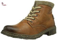 Rieker 74214, Bottes Classiques Femme: : Chaussures