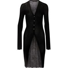 Alexander Wang Ribbed-knit cardigan (56.990 HUF) ❤ liked on Polyvore featuring tops, cardigans, black, rib knit cardigan, slimming tops, alexander wang cardigan, slim fit cardigan and ribbed knit top