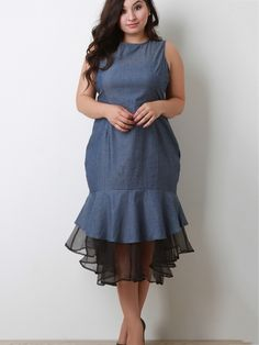 Tbdress.com offers high quality Red Plaid Knot Women's Day Dress Day Dresses unit price of $ 18.99.