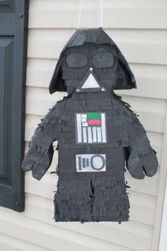 Lego Star Wars Darth Vader Custom Pinata by Pinatas Plus