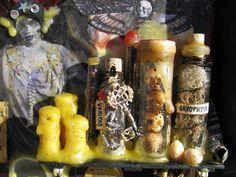 voodoo collage