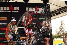 IRONMAN 70.3 BUDAPEST új-zélandi és ír győzelem a triatlon ünnepi versenyén Budapest, European Tour